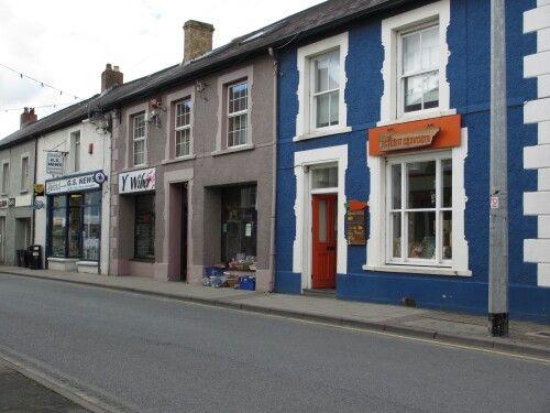 Newcastle Emlyn Street