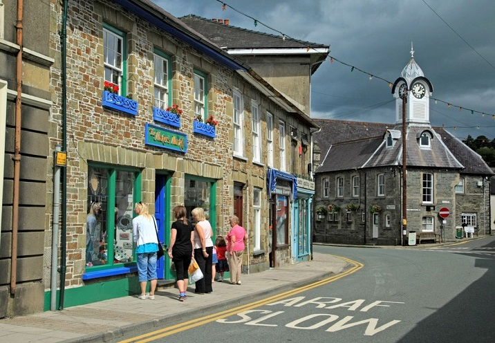 Newcastle Emlyn Street