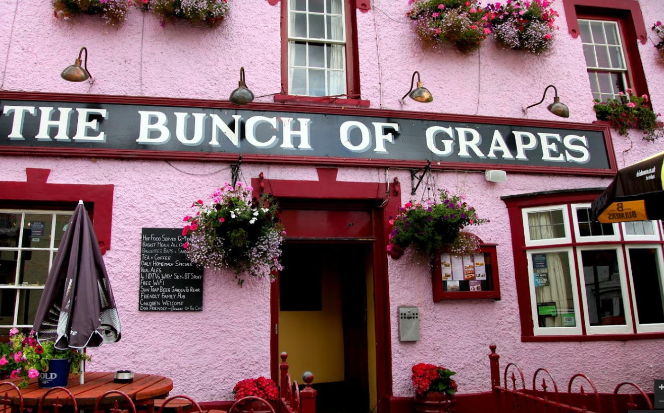 Bunch of Grapes Public House Newcastle Emlyn